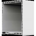 Cajón Doble Tabique PVC