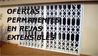 REJAS EXTENSIBLES