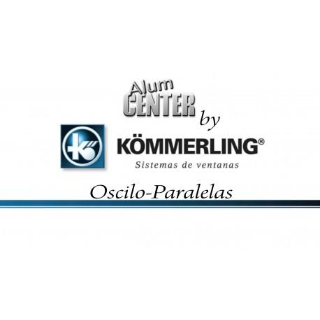 Oscilo-Paralelas PVC KÖMMERLING